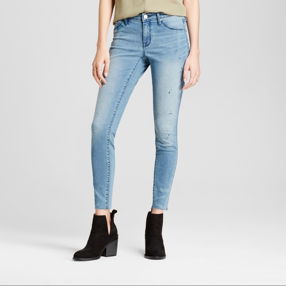 09b87e574613a Mossimo Supply Co. Jeans | Hpplus Size Mossimo Mid Rise Jeggings ...